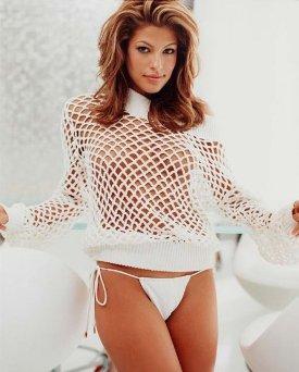Eva Mendes Underwear