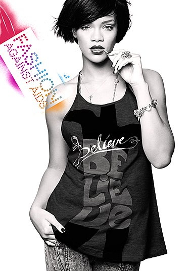 Rihanna Fashion Against Aids