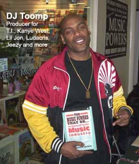 DJ Toomp x LRG