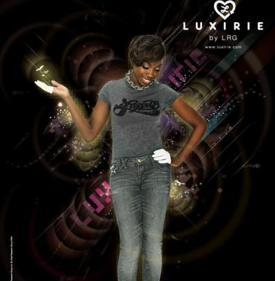 estelle luxirie advertisment