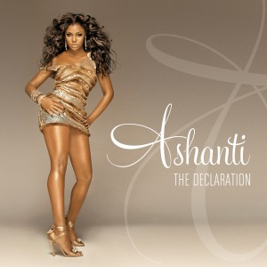 Ashanti Album Cover The Declaration