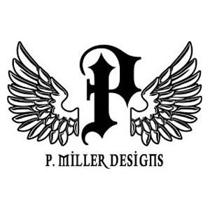 p-miller-designs-logo