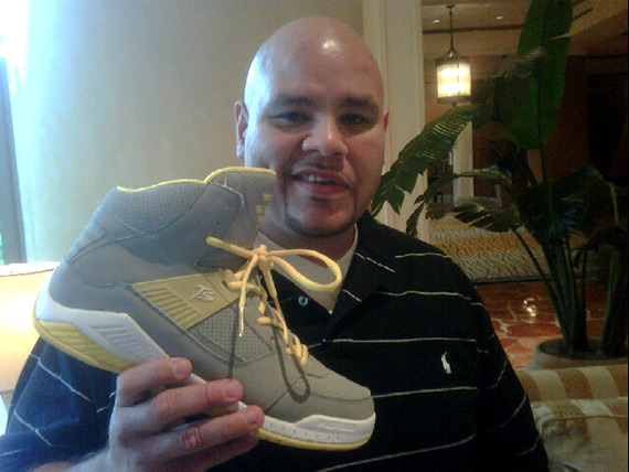 Fat Joe Sneakers