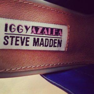 Iggy Azalea Steve Madden