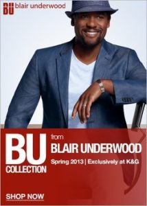 BU Collection by Blair Underwood