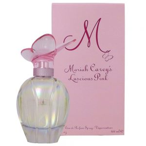M luscious pink by mariah carey women 39 s perfume buy online for Mariah carey jewelry line claire s