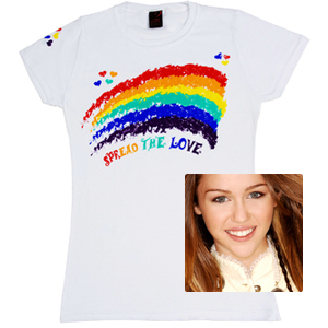 Miley cyrus clothing line online shop