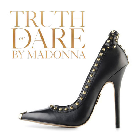 Truth Or Dare Madonna Shoes