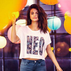Adidas NEO x Selena Gomez  6e0d85f24