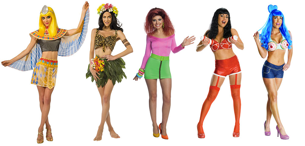 Katy Perry Halloween Costumes