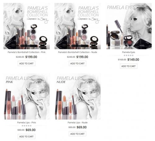 pamela-bombshell-collections-shop