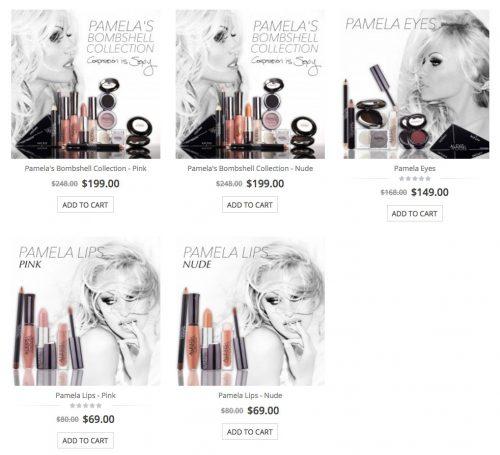 pamela-bombshell-collections-shop