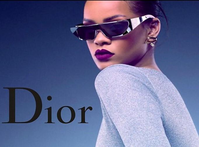 893243a8a3025 Rihanna x Dior Sunglasses