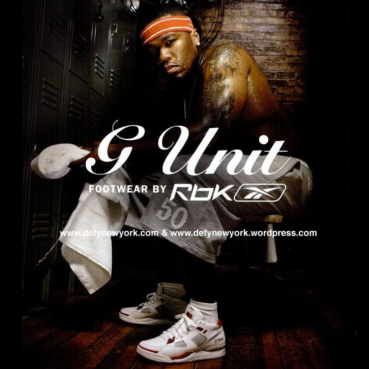 09e708c727da65 G-Unit Reebok Shoes by 50 Cent