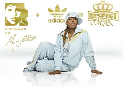 Oryginał Respect M.E. by Adidas Originals x Missy Elliott | Women's CJ79