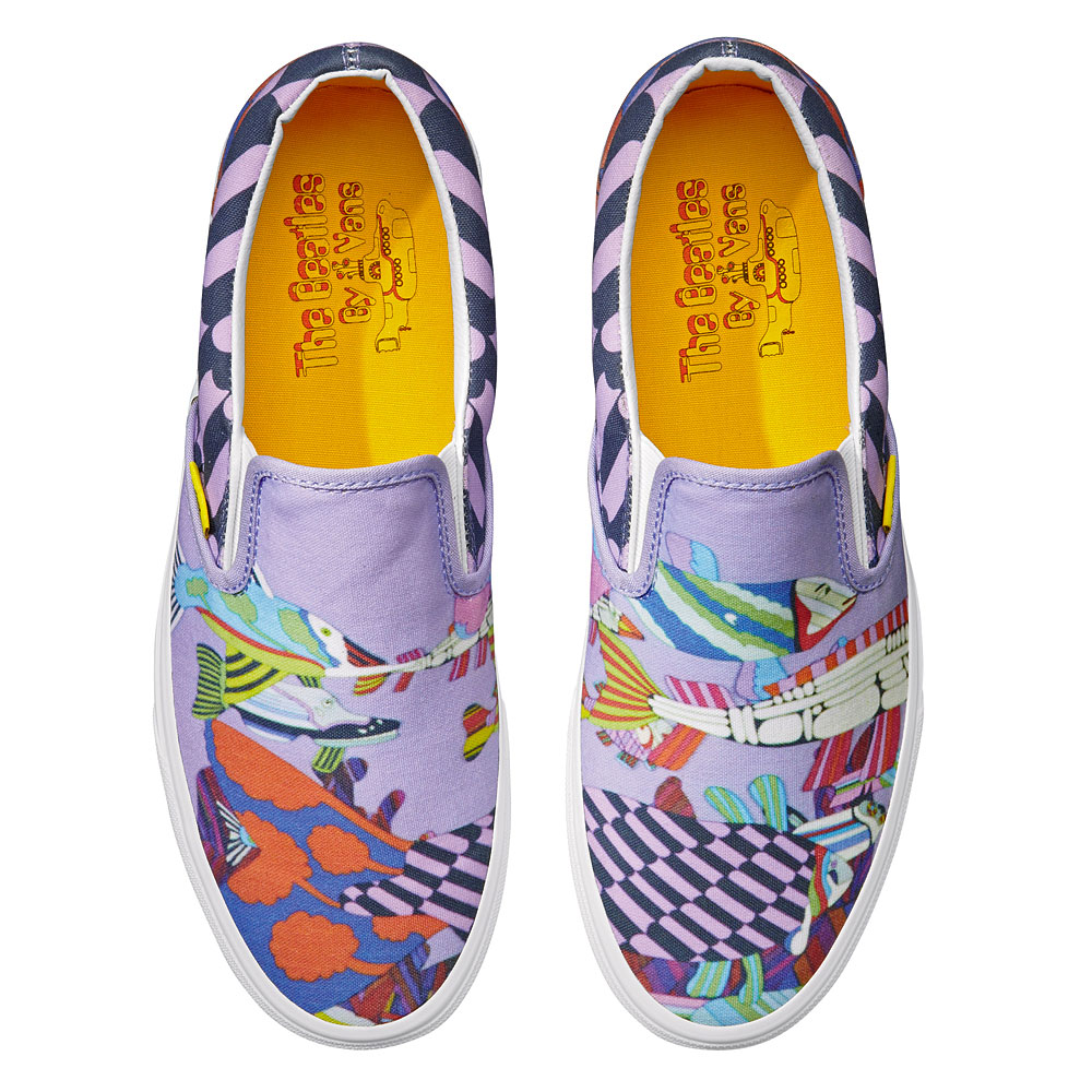 ccc6bc530d The Beatles for Vans